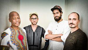 Dominic Egli's PLURISM with Feya Faku +++ Jazzclub Ilmenau @ St.-Jakobus-Kirche